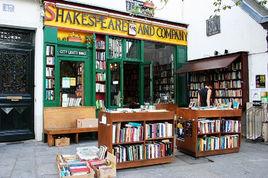 """""""莎士比亚""""的书店――一家免费提供住宿的书店"""