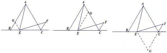 几何辅助线口诀记忆——三角形的辅助线