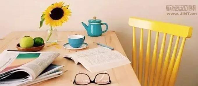 許多成功人士都有著大量閱讀、快速閱讀的良好閱讀習慣。
