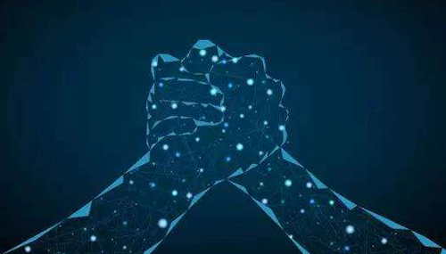 一个人在与别人对话时,就算有不同的意见,最后还是有希望达成共识。
