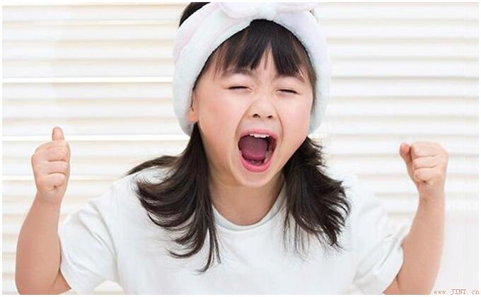 孩子为什么喜欢发脾气?