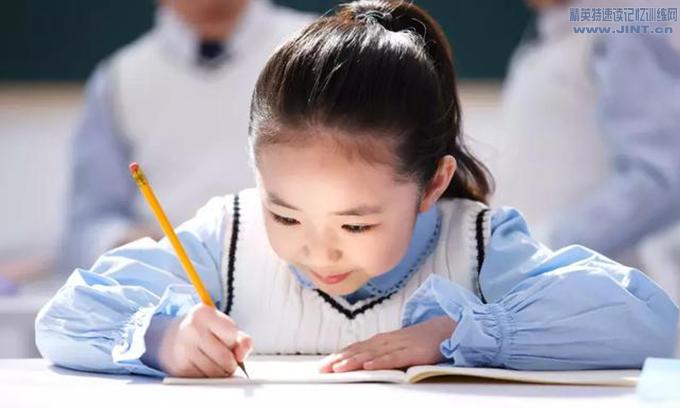 研究表明:多写字,能够促进孩子阅读