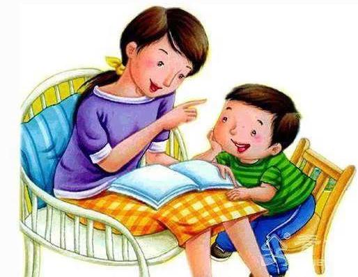 親子閱讀美好時光