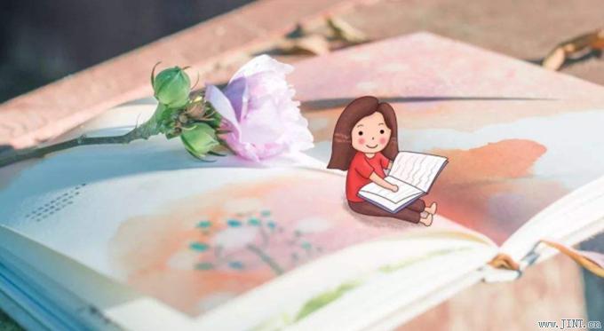 宅家享受静谧美好的阅读时光