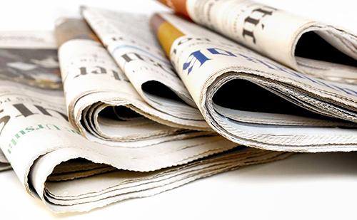 阅读报纸的秘诀,就在于解开它们的密码,找出每个出版物的模式。