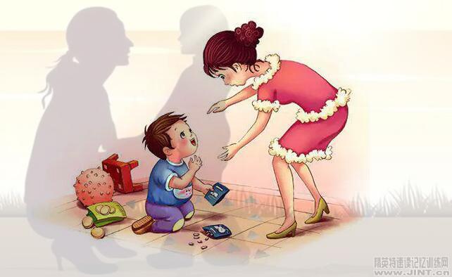 要想孩子有一个美好的未来,健康的身心,我们有必要调整自己的情绪,做一个有耐心的妈妈。